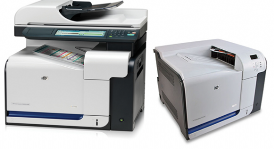 Colour LaserJet CP3525 & CM3530 series
